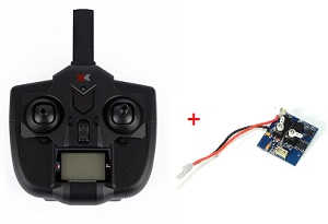 XK A700 RC Airplanes Helicopter spare parts transmitter + PCB board