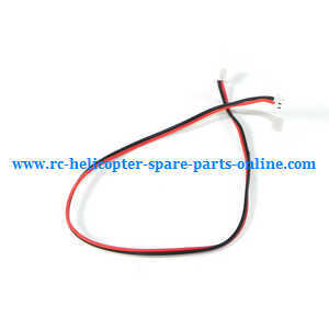 XK A700 RC Airplanes Helicopter spare parts motor connect wire plug