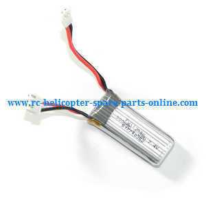 XK A700 RC Airplanes Helicopter spare parts battery (7.4V 300mAh)
