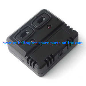 XK K124 RC helicopter spare parts charger box