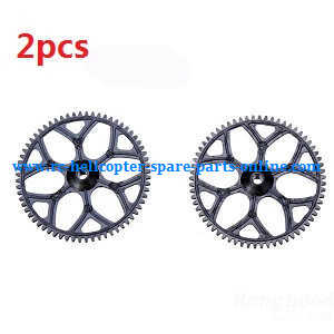XK K124 RC helicopter spare parts main gear 2pcs