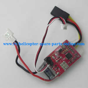 XK K124 RC helicopter spare parts ESC board set