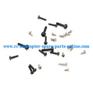 XK K124 RC helicopter spare parts screws