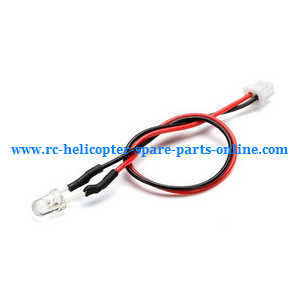 XK K124 RC helicopter spare parts LED light