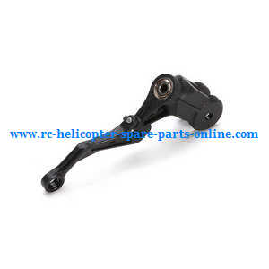 XK K124 RC helicopter spare parts connecting rod + rotor clamp + bearing + small meatal bar