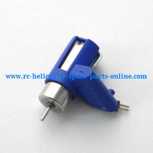 XK K124 RC helicopter spare parts tail motor
