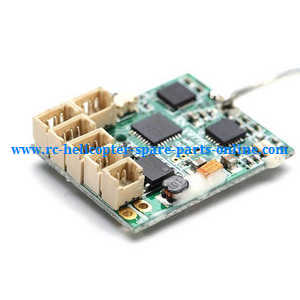 XK K124 RC helicopter spare parts receive PCB board