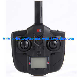 XK X100 quadcopter spare parts remote controller transmitter