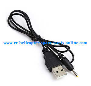 XK X100 quadcopter spare parts USB charege wire