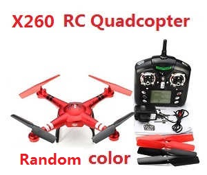 XK X260 RC quadcopter