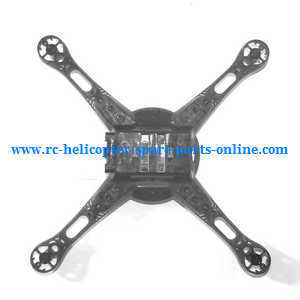 XK X260 X260-1 X260-2 quadcopter spare parts lower cover (Black)