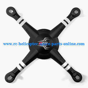XK X260 X260-1 X260-2 quadcopter spare parts upper cover (Black)