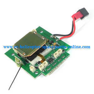 XK X260 X260-1 X260-2 quadcopter spare parts receive PCB board