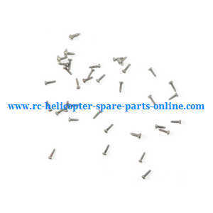 XK X260 X260-1 X260-2 quadcopter spare parts screws