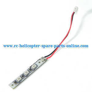 XK X260 X260-1 X260-2 quadcopter spare parts side LED bar