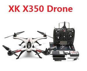 XK Stunt X350 Air Dancer Drone RTF