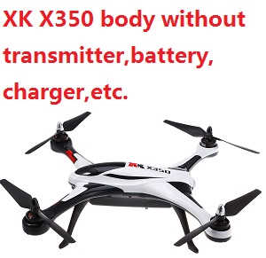 FTR XK Stunt X350 Air Dancer body without transmitter,battery,charger,etc.