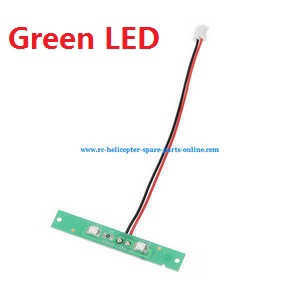 XK X350 quadcopter spare parts LED bar (Green)