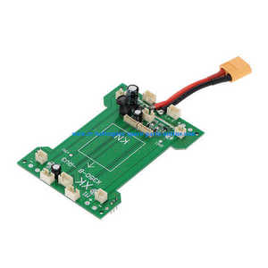 XK X350 quadcopter spare parts power board