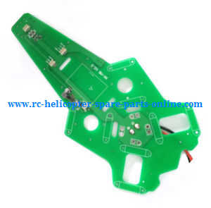 XK X500 X500-A quadcopter spare parts power board