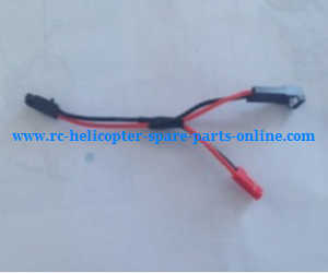 XK X500 X500-A quadcopter spare parts power connect wire