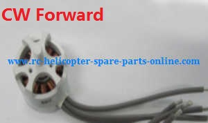 XK X500 X500-A quadcopter spare parts brushless motor (CW Forward)