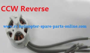 XK X500 X500-A quadcopter spare parts brushless motor (CCW Reverse)