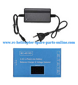 XK X500 X500-A quadcopter spare parts charger + balance charger box (Original)