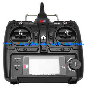 XK X500 X500-A quadcopter spare parts remote controller transmitter