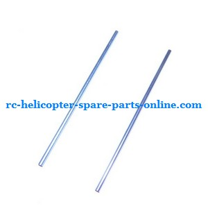 Attop toys YD-811 YD-815 RC helicopter spare parts tail support bar (Blue)