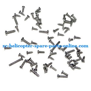 YD-913 YD-915 YD-916 RC helicopter spare parts screws set