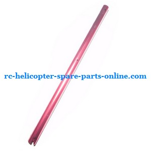 YD-913 YD-915 YD-916 RC helicopter spare parts tail big pipe (Red)