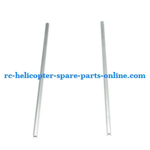 YD-913 YD-915 YD-916 RC helicopter spare parts tail support bar (Silver)