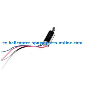 No.9808 YD-9808 helicopter spare parts main motor with long shaft