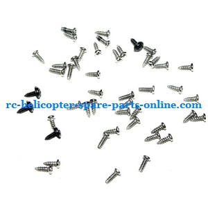 No.9808 YD-9808 helicopter spare parts screws set