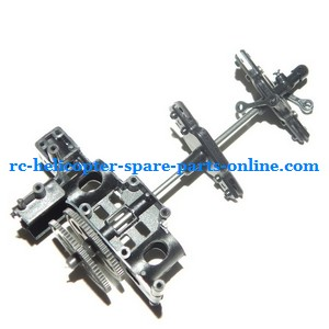No.9808 YD-9808 helicopter spare parts body set