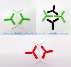 Yi Zhan X4 RC Quadcopter spare parts upgrade 3-leaf main blades (3 sets)