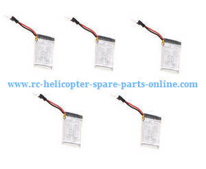 Yi Zhan X4 RC Quadcopter spare parts battery 3.7V 350mAh 5pcs