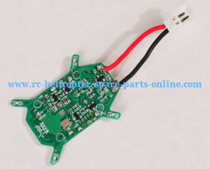 Yi Zhan X4 RC Quadcopter spare parts PCB board
