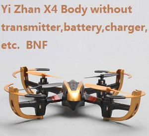 Yi Zhan X4 Body without transmitter,battery,charger,etc. BNF