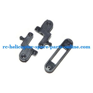 ZHENGRUN Model ZR Z008 RC helicopter spare parts upper main blade grip set