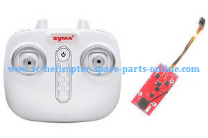 Syma Z1 RC quadcopter spare parts transmitter + PCB board