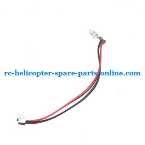 ZHENGRUN ZR Model Z100 RC helicopter spare parts bottom LED lamp
