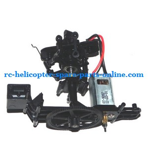 ZHENGRUN ZR Model Z100 RC helicopter spare parts body set