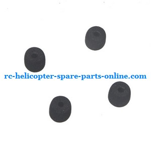 ZHENGRUN ZR Model Z100 RC helicopter spare parts sponge ball