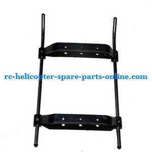 ZHENGRUN ZR Model Z100 RC helicopter spare parts undercarriage