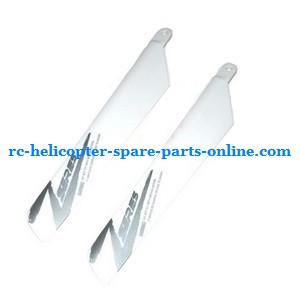 ZHENGRUN ZR Model Z100 RC helicopter spare parts main blades
