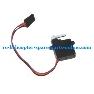 ZHENGRUN ZR Model Z101 helicopter spare parts SERVO