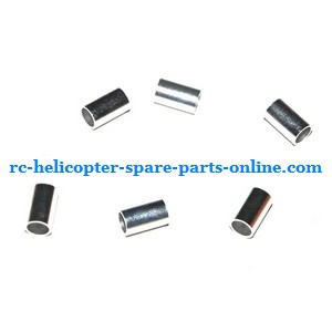 ZHENGRUN ZR Model Z101 helicopter spare parts small aluminum pipe in the frame