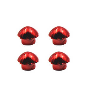 Syma Z3 RC quadcopter spare parts caps of blades (Red)